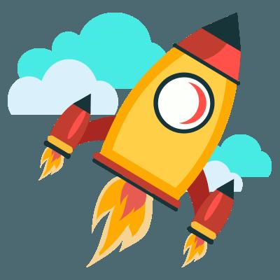 Infographic - Rocket