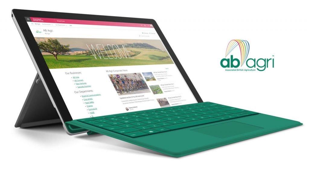 AB-Agri Mockup