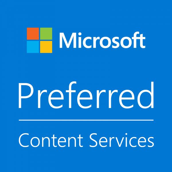 Microsoft Preferred Content Services