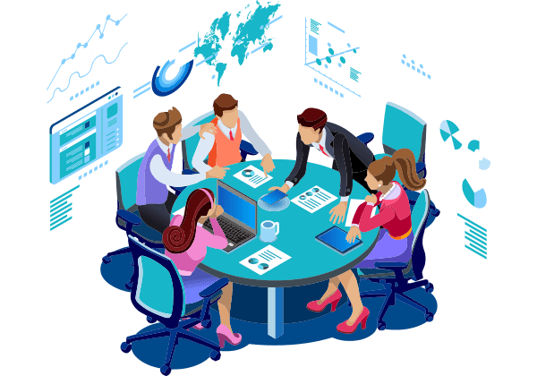 Business Isometric meeting