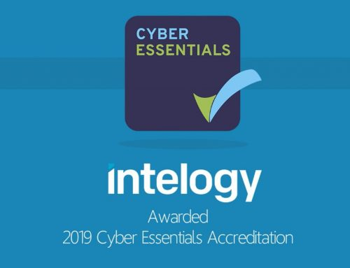 Intelogy gains Cyber Essentials Certification 2019