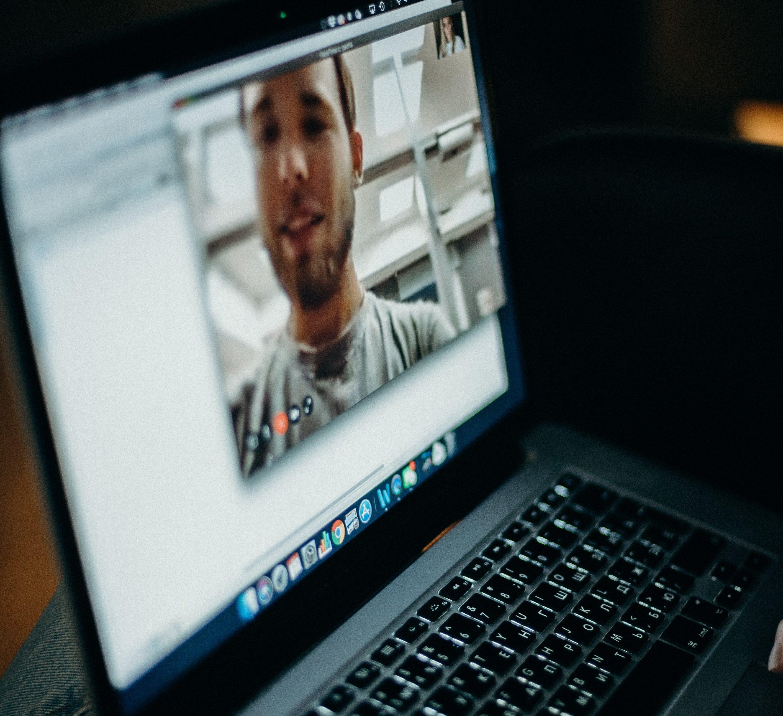 video meeting macbook