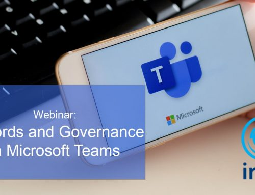 "Questions from ""Records and Governance in Microsoft Teams"" webinar with Rob Bath"