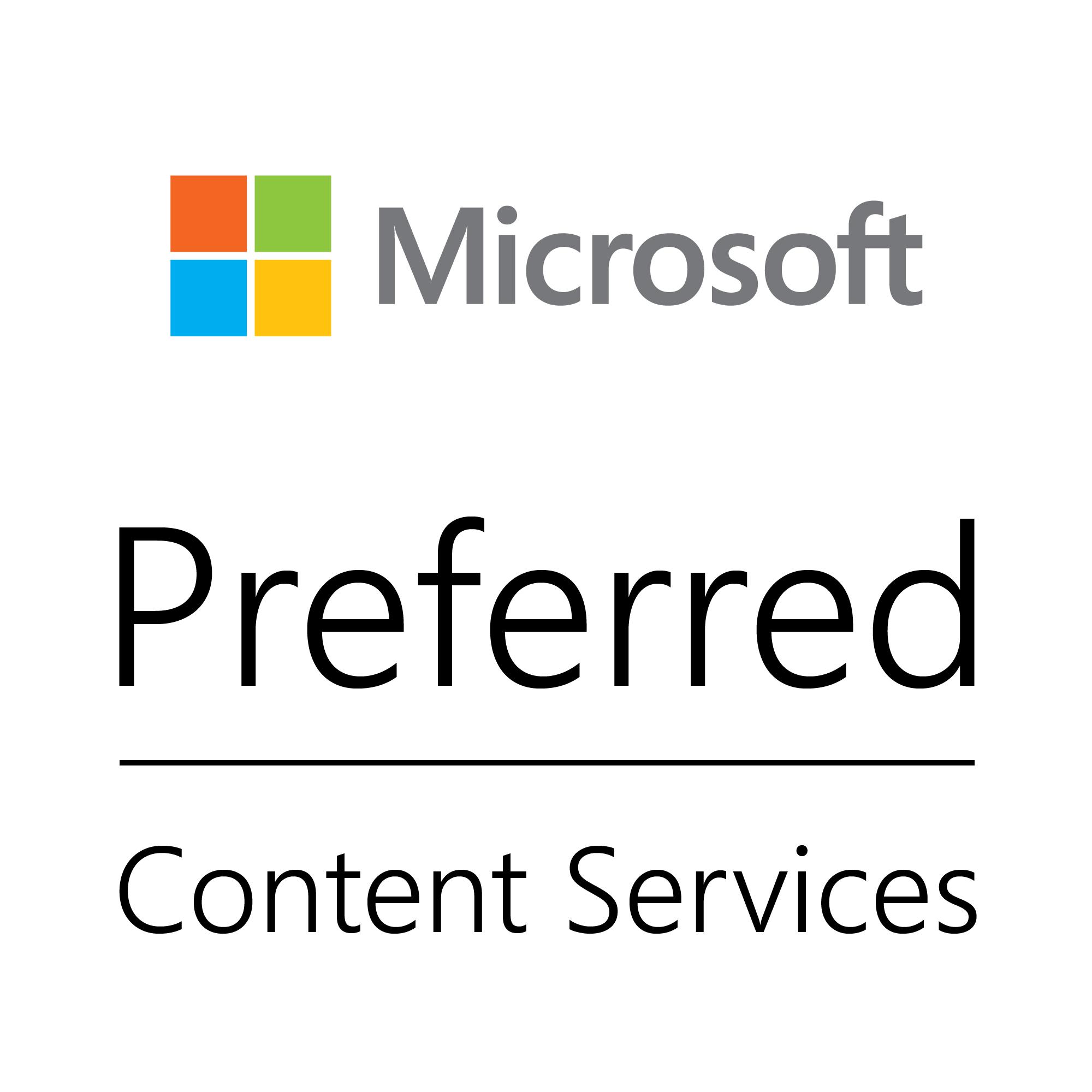 Microsoft Content Serv Preferred White_2000x2000
