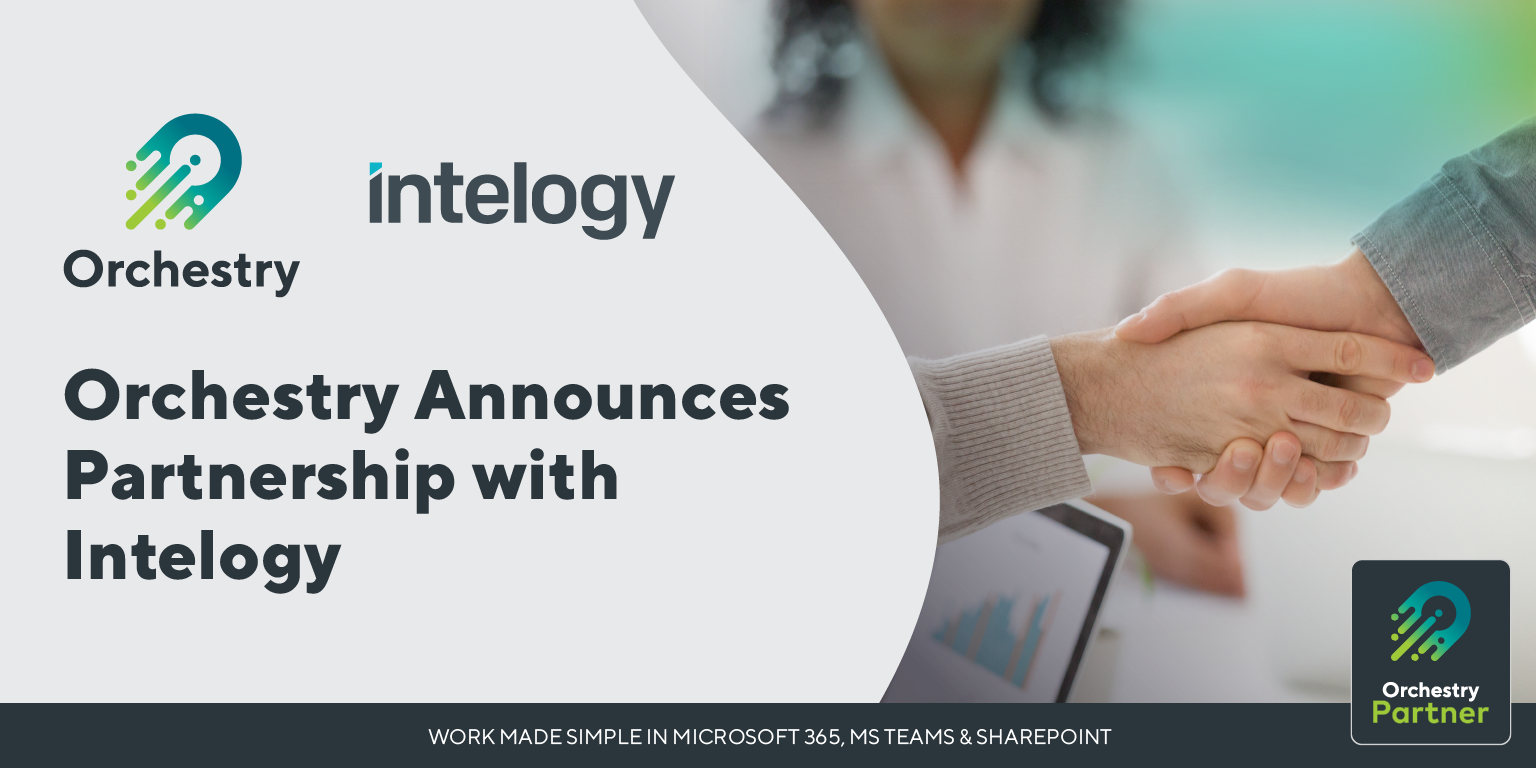 Orchestry - Intelogy - Partnership
