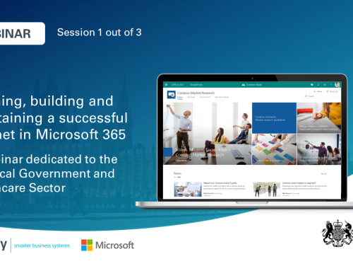 Questions from Planning, building and maintaining a successful Intranet in Microsoft 365