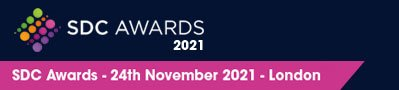 SDC Awards 2021 - SDC Awards - 24th November 2021 - London